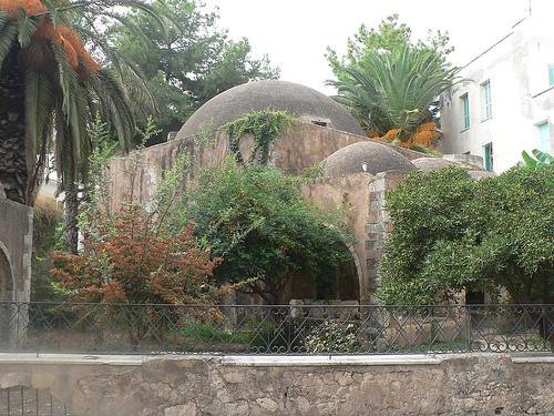 Mosquée en Crète, Grèce