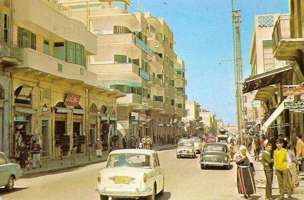 1970 à Gaza