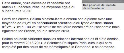 Salima Mostefa Kara