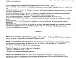 Arrêté fermeture de la mosquée de Montrouge