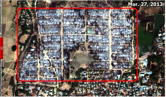 Massacre en Birmanie - Meiktila