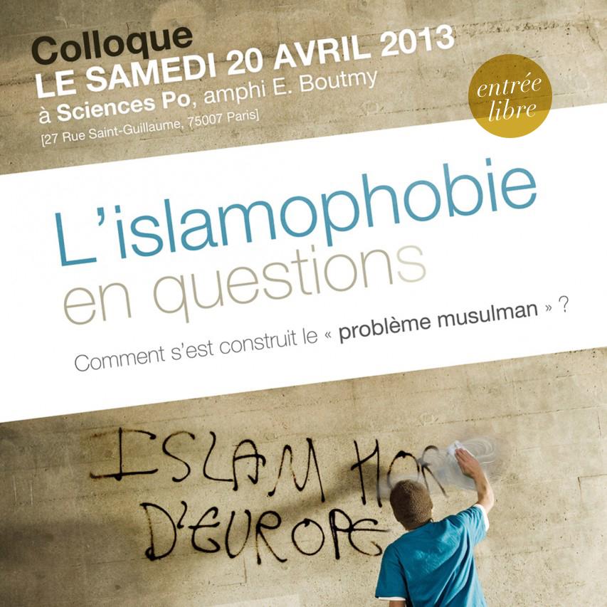 L'islamophobie en questions