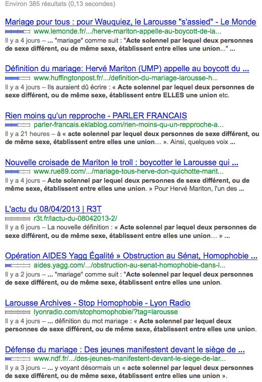 google larousse hervé mariton