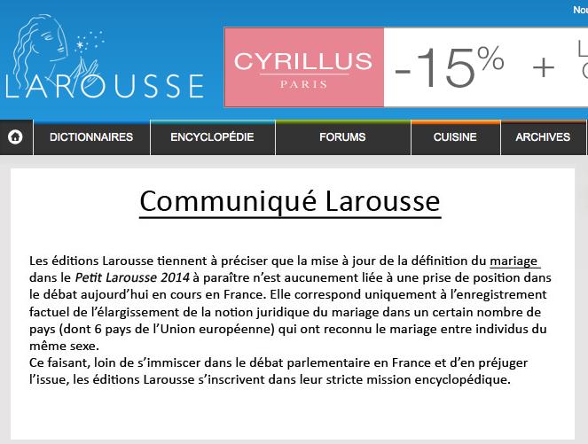 larousse Mariton