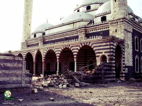 mosque khalid walid