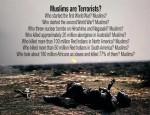Musulmans terroristes