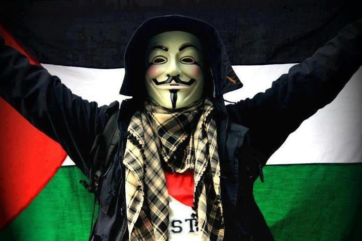 OpIsrael Anonymous