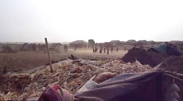 rohingya camp refugies