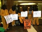 100e jour de grève de la faim à Guantanamo