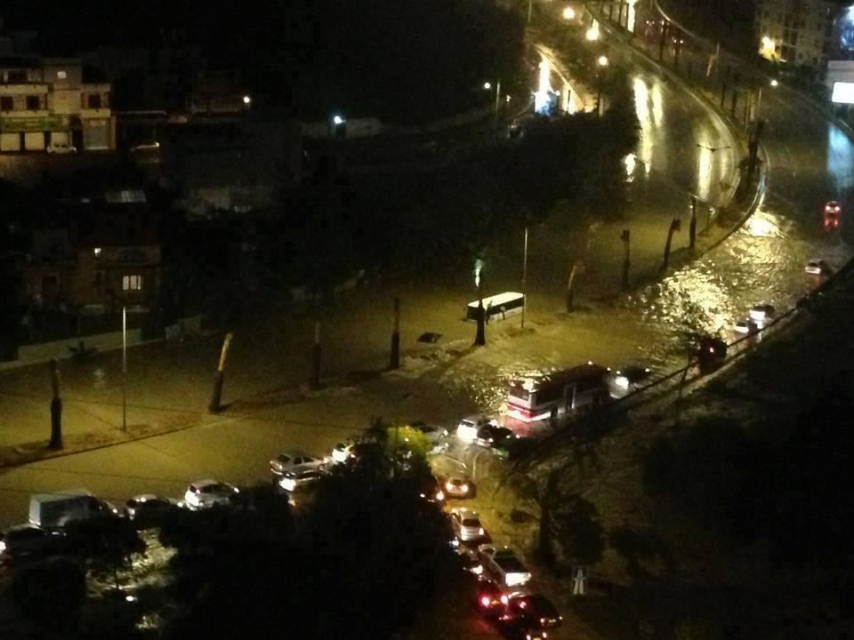 Alger : les inondations du mardi 21 mai 2013