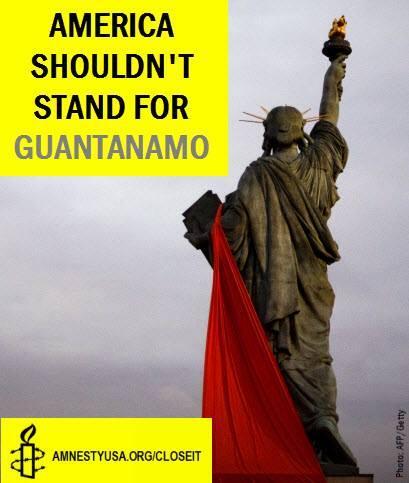 Amnesty Guantanamo