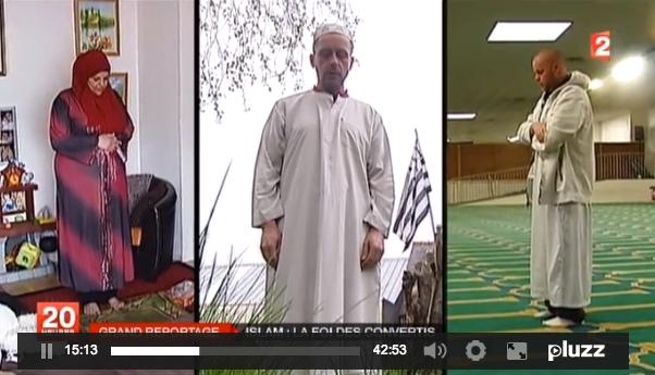 converti islam france2
