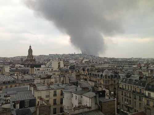 incendie camps roms aubervilliers