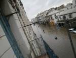 Algérie : inondations à Alger