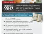 La mosquée de Vigneux annonce l'ouverture de l'institut Chatiby