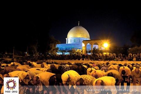 laylat-al-qadr al-qods, Palestine