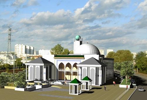 Mosquée de Tours : une subvention publique promise