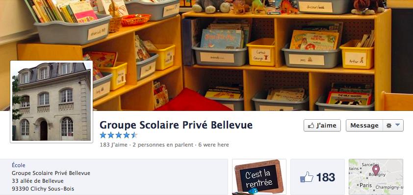 Groupe Scolaire Privé Bellevue