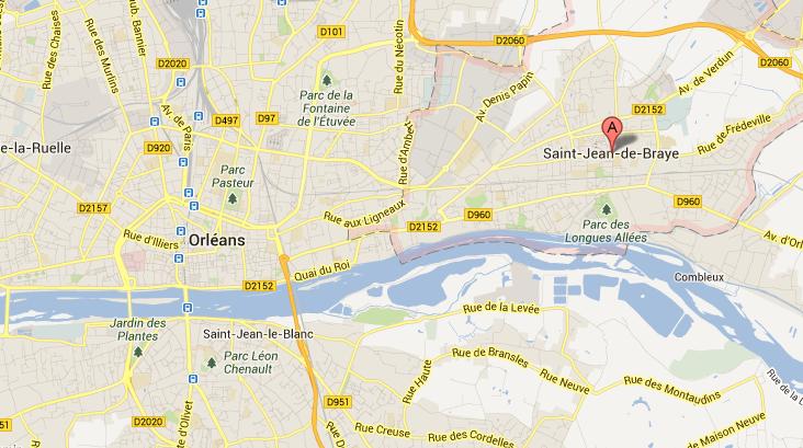 Agression islamophobie à Saint-Jean-de-Braye, près d'Orléans