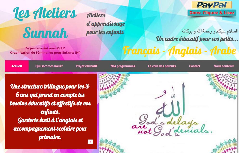 Ateliers Sunnah