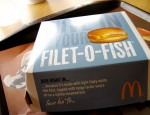 filet o fish - McDonald's
