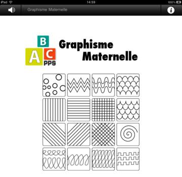 Graphisme Maternelle Une Application Pour Pr 233 Parer L