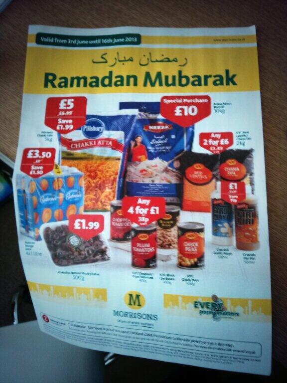 morrisons ramadan