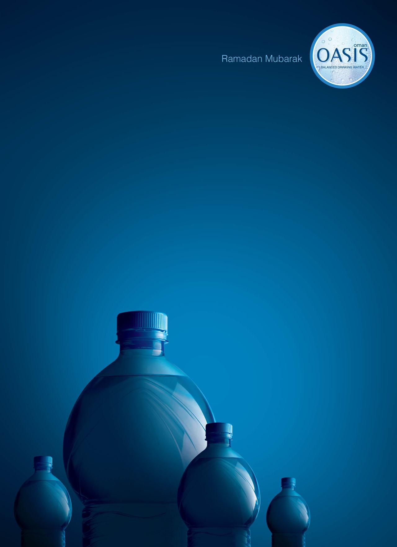 Oasis Water ramadan