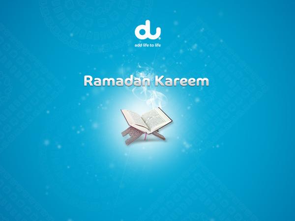 ramadan 2013 du