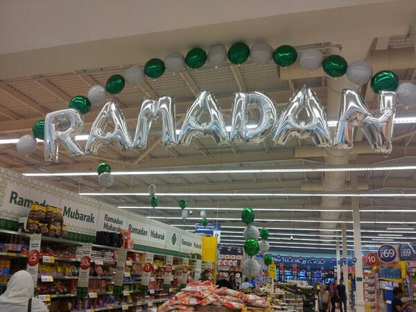 ramadan tesco