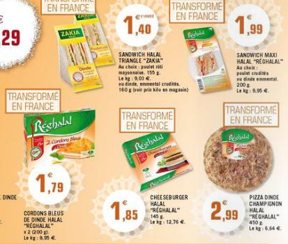 reghalal leclerc catalogue ramadan