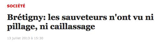 Bretigny caillassage