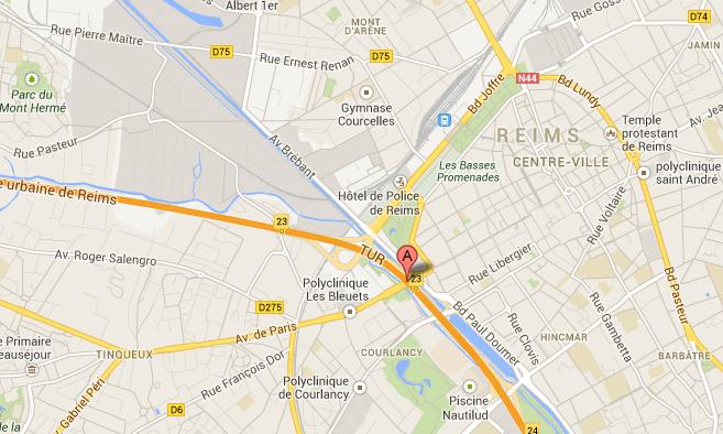 Agressions islamophobes : plusieurs femmes prises pour cible à Reims