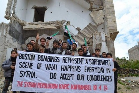 boston syrie