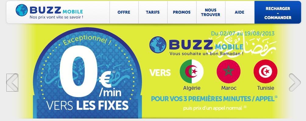 Ramadan : Buzzmobile dans le métro parisien