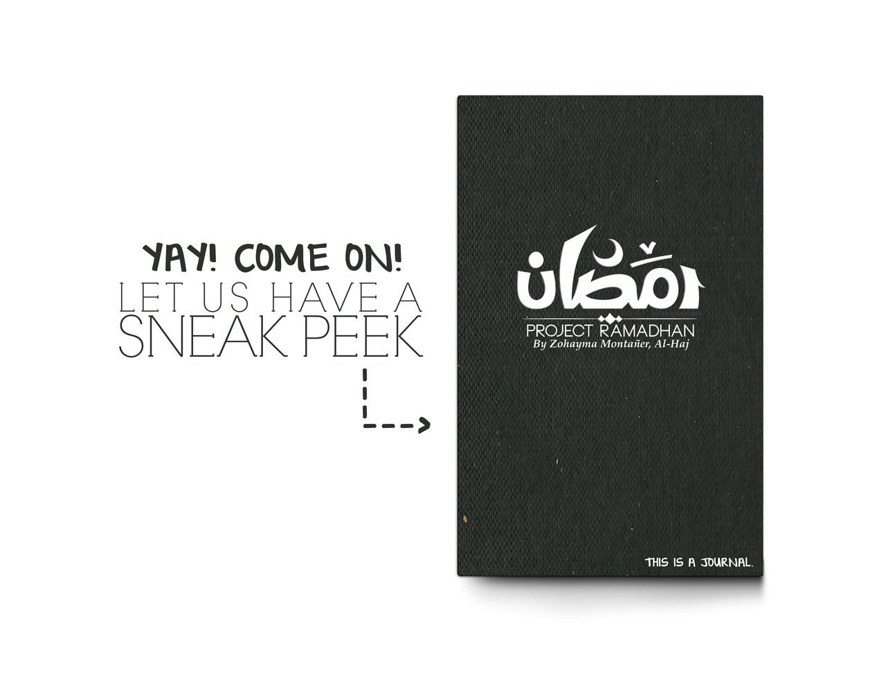 carnet de ramadan