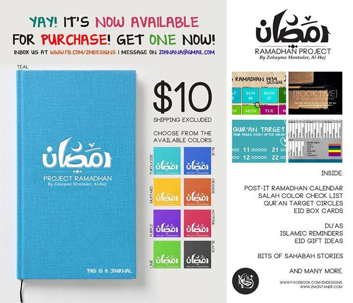carnet ramadan