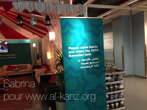 IKEA Doha Qatar - ramadan