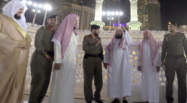 Cheikh As-Sudais inaugure la première phase du mataf - La Mecque