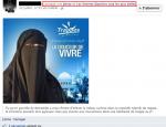 Trappes : profil Facebook du policier incriminé