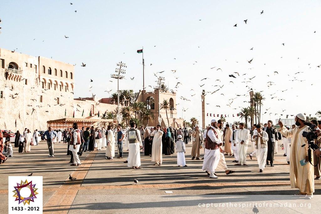 Eid al fitr en Libye