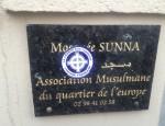 L'oeuvre française - mosquée de Brest
