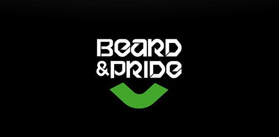 beard and pride