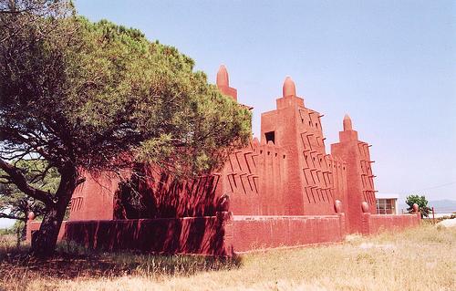 mosquée mali