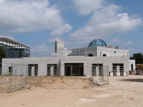 mosquée verte de Massy 2