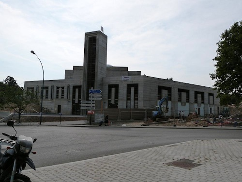 mosquée verte de Massy 6