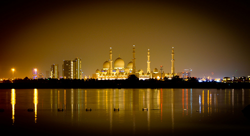 mosquee Abu Dhabi - 1