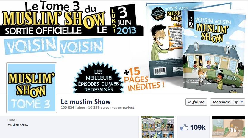 Muslim Show France