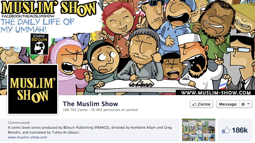 The MuslimShow Facebook