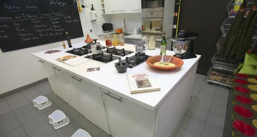 atelier cuisine fabrick des délices
